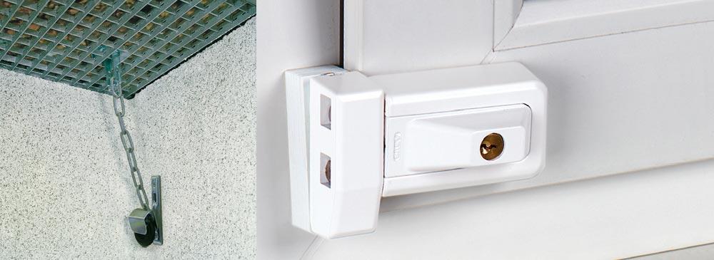 Sicherheitstechnik für Haus und Hof