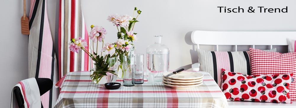 Tisch und Trend: Kochen, Schenken und Genießen